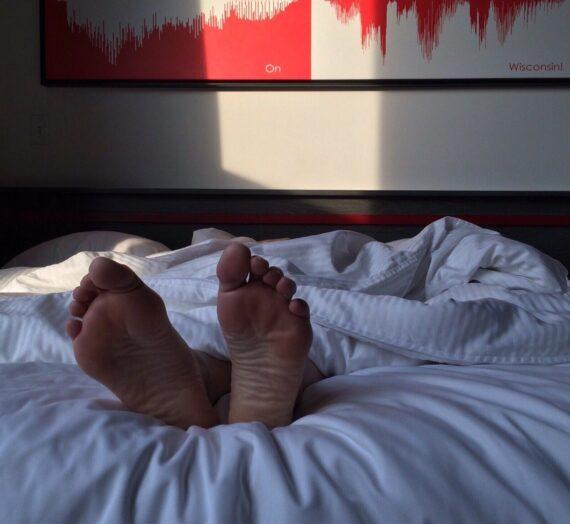 Ronflement empeche de dormir