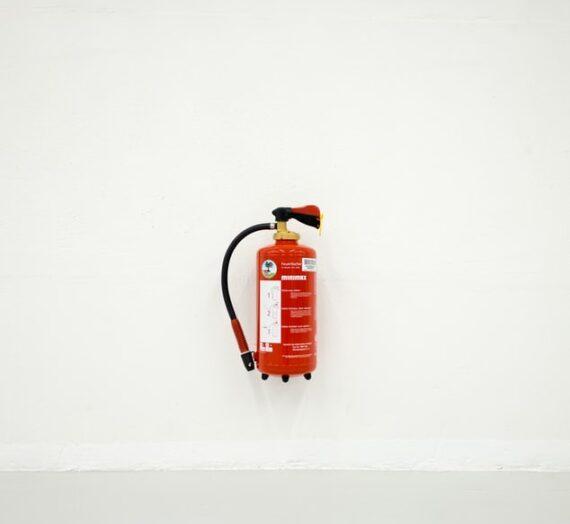 Le meilleur équipement de sécurité incendie pour la maison